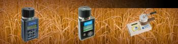 Feuchtemesser für Getreide