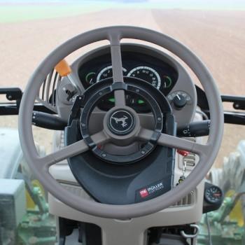 Lenksystem PSR mit Lenkradmotor RDU2 und Lenkwinkelsensor