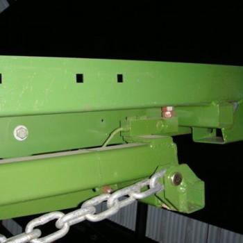 Wägezellen Set für Fahrzeugaufbau, X320