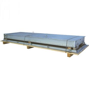 AGRETO Überfahrwaage 3,2 x 1 m