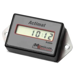 Betriebsstundenzähler Actimat