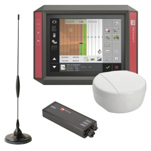 TRACK-Guide III mit SMART-6L und RTK Ausrüstung