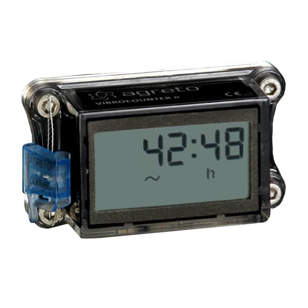 Betriebsstundenzähler / Rüttelzähler / Rütteluhr AGRETO VibroCounter II